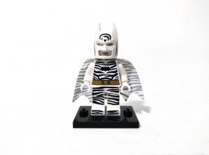 LEGO San Diego Comic Con 2019 Zebra Batman 300x223