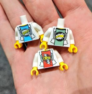 LEGO San Diego Comic Con Minifigure Exclusives 1 294x300