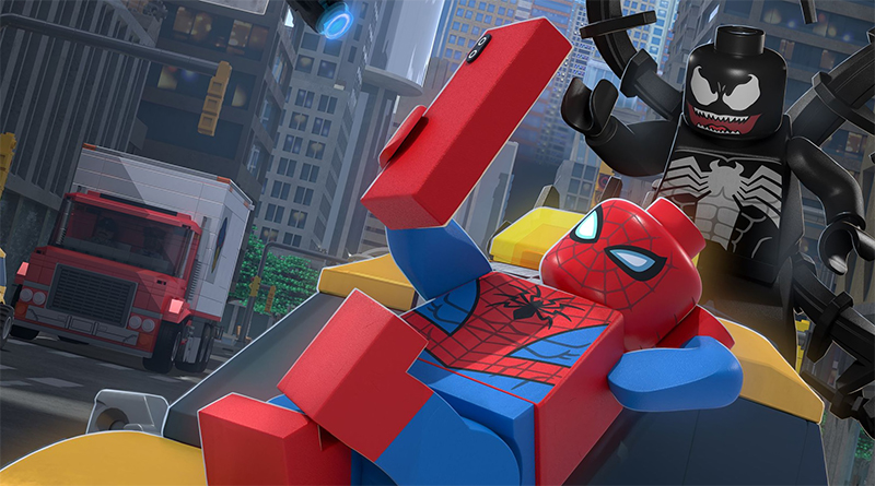 LEGO Spider Man Vexed By Venom Featured 800 445