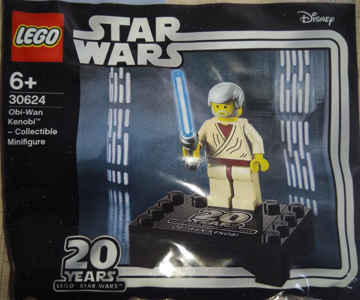 LEGO Star Wars 30624 Obi Wan Kenobi Collectible Minifigure