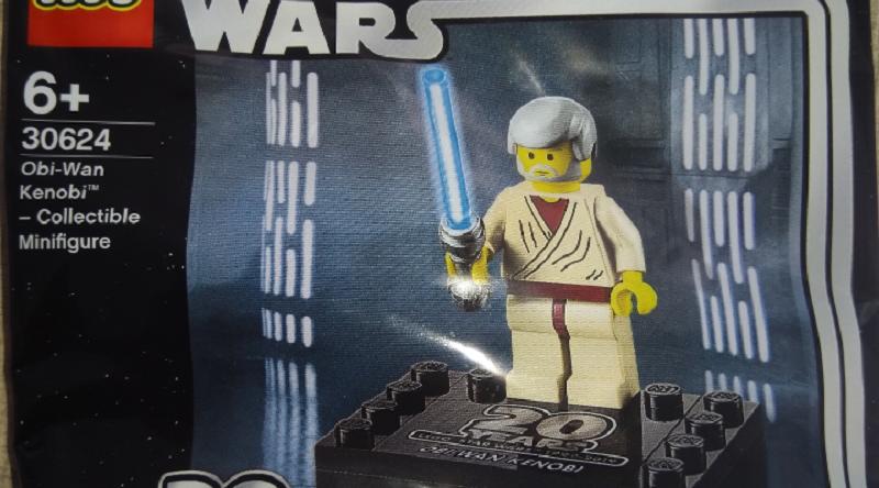 LEGO Star Wars 30624 Obi Wan Kenobi Featured 800 445