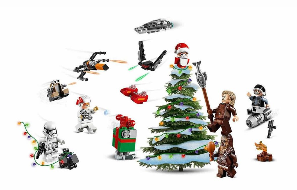 LEGO Star Wars 75245 Advent Calendar 5 1024x655