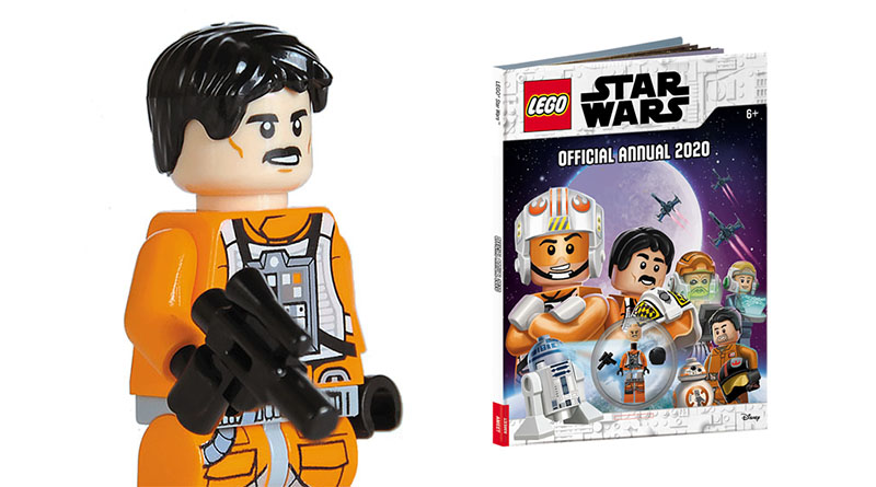 LEGO Star Wars Annual 2020 Featured 800 445