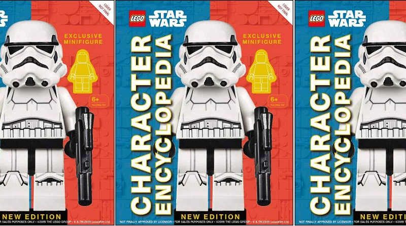 LEGO Star Wars Character Encyclopedia New Featured 800 445