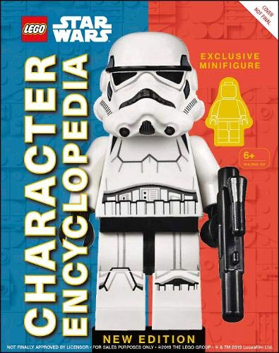LEGO Star Wars Character Encyclopedia New