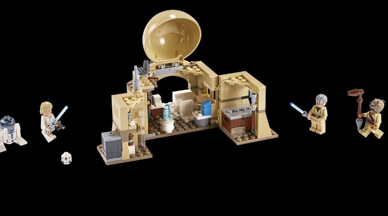 LEGO Star Wars Obi Wan Hut 2020 Featured 800 445