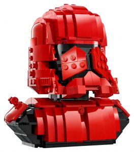 LEGO Star Wars SDCC 77901 Sith Trooper Bust 1 264x300