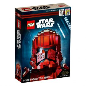 LEGO Star Wars SDCC 77901 Sith Trooper Bust 2 300x300