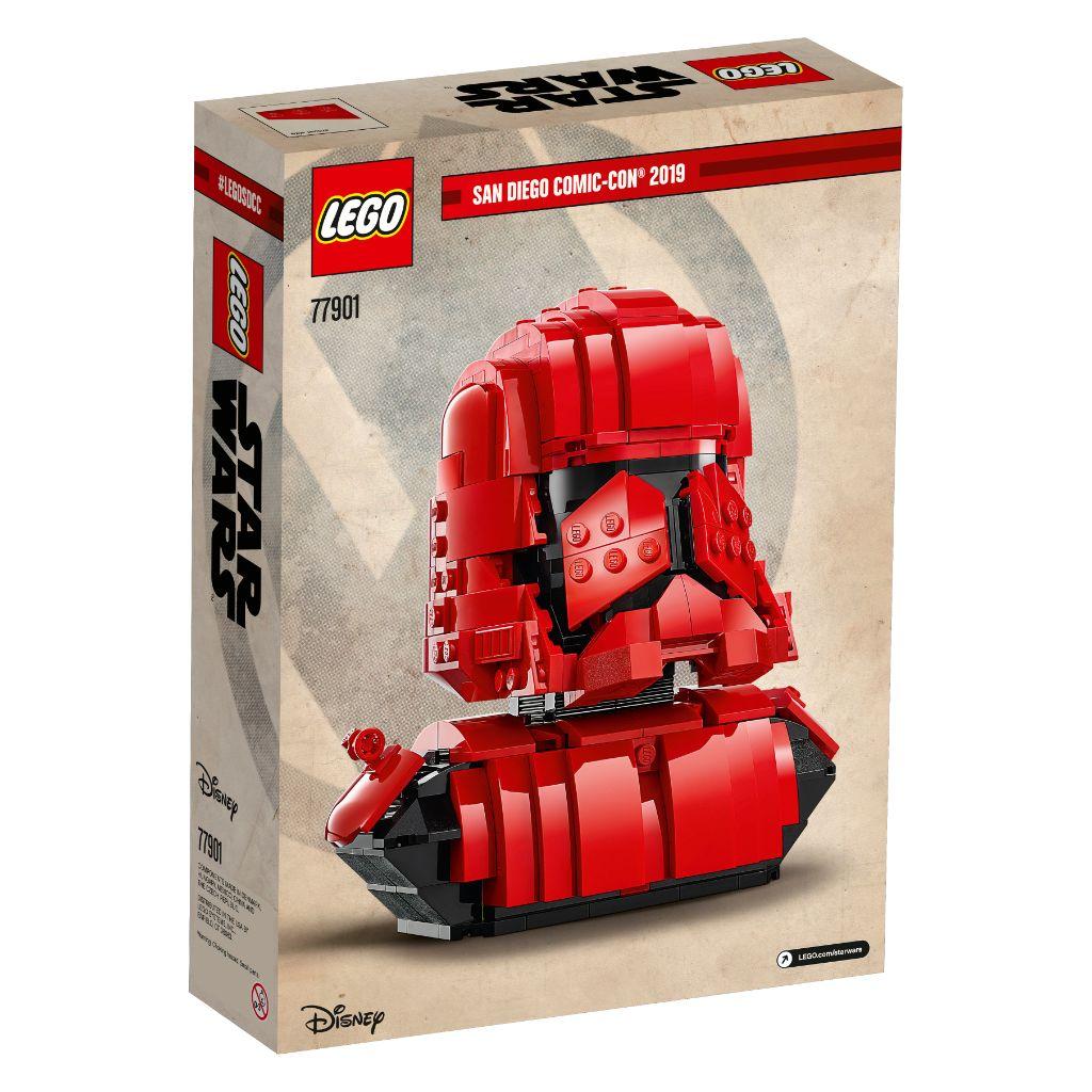 LEGO Star Wars SDCC 77901 Sith Trooper Bust 5