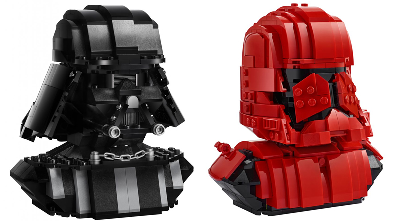 Ten Star Wars characters that deserve the LEGO bust treatment