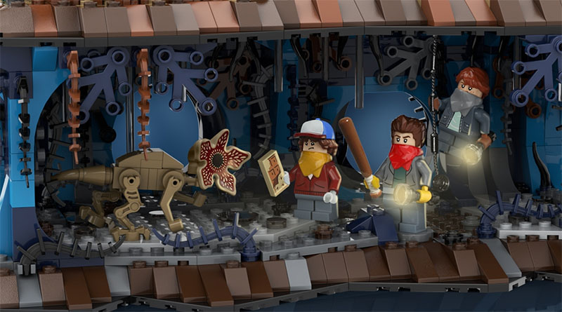 LEGO Stranger Things Tunnels Featured 800 445