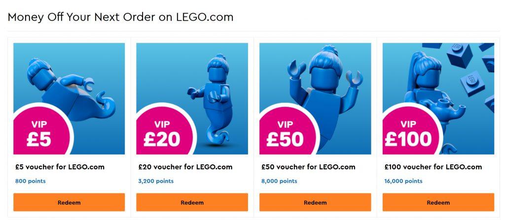 LEGO VIP Vouchers 1024x447
