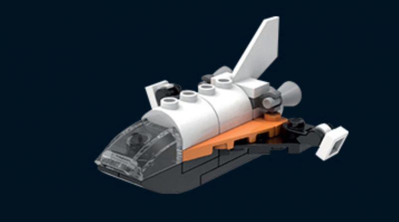 LEGO Make Take Space Shuttle Featured 800 445 800x445