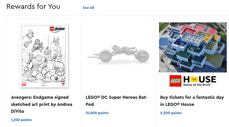 LEGO Vip Rewards Featured 800 445