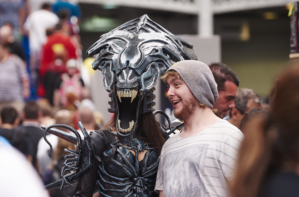 London Film Comic Con