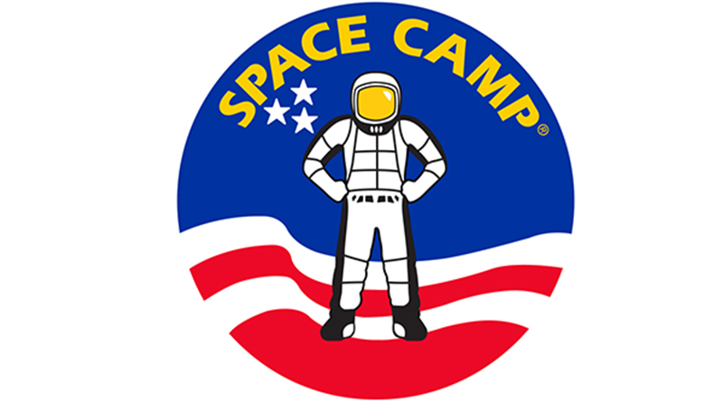 NASA Space Camp Logo Featured 800 445