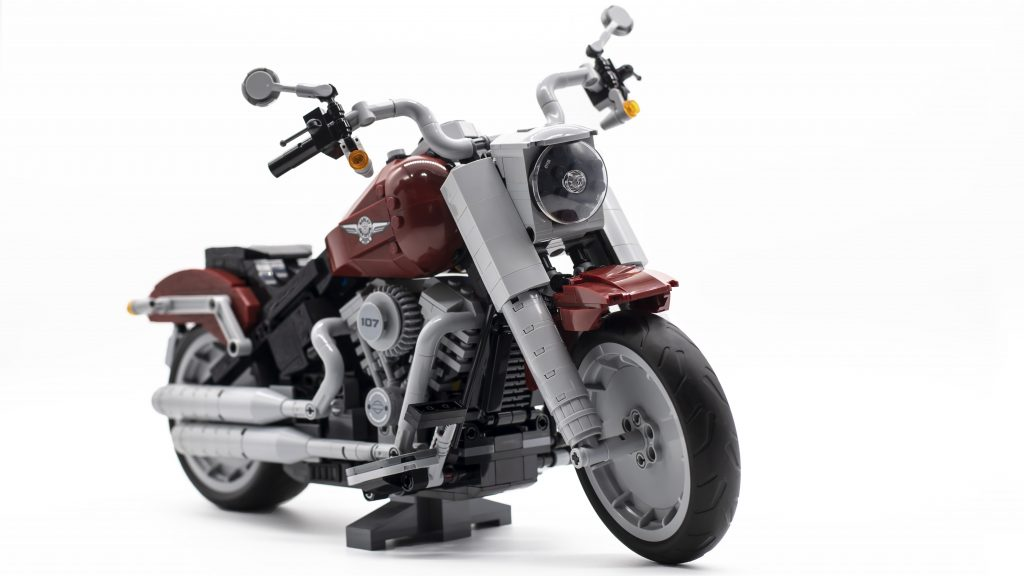 LEGO Creator Expert 10269 Harley-Davidson Fat Boy review