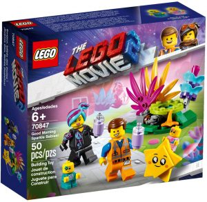 The LEGO Movie 2 70847 Good Morning Sparkle Babies 2 300x293