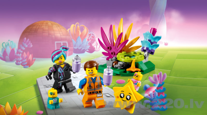 The LEGO Movie 2 70847 Good Morning Sparkle Babies Featured 800 445