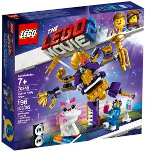 The LEGO Movie 2 70848 Systar Party Crew 5 288x300