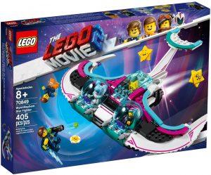 The LEGO Movie 2 70849 Wyld Mayhem Starfighter 2 300x249