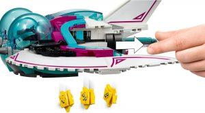 The LEGO Movie 2 70849 Wyld Mayhem Starfighter 3 300x166