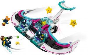 The LEGO Movie 2 70849 Wyld Mayhem Starfighter 5 300x187