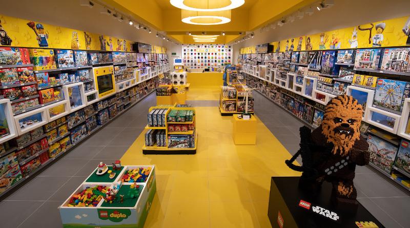 New LEGO Store Uk July 18
