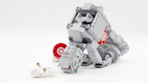 Newest Crushed Atat With Snowtrooper 300x169