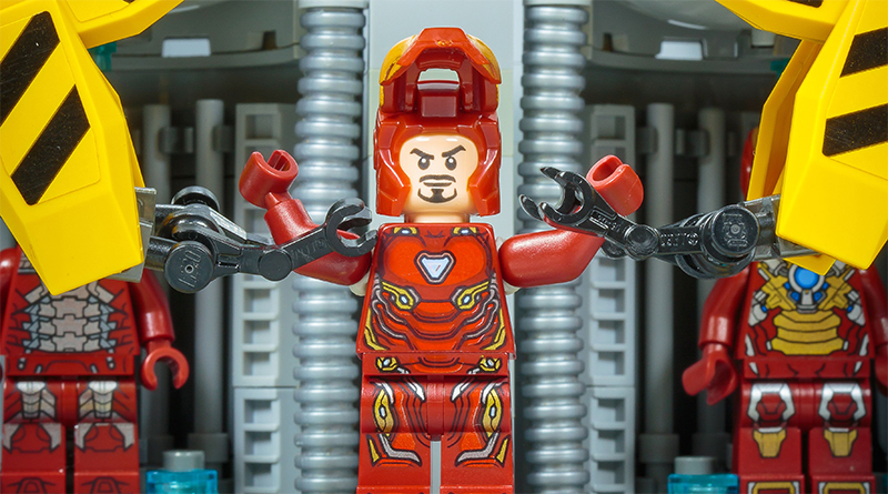 Brick Fanatics Magazine LEGO Iron Man Featured 800 445