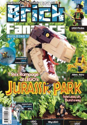 Brick Fanatics Issue 9
