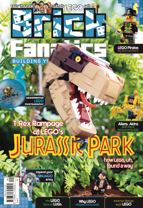 Brick Fanatics Issue 9