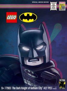 LEGO Batman SDCC The Dark Knight Of Gotham City 5 222x300