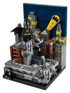 LEGO Batman SDCC The Dark Knight Of Gotham City 7 225x300