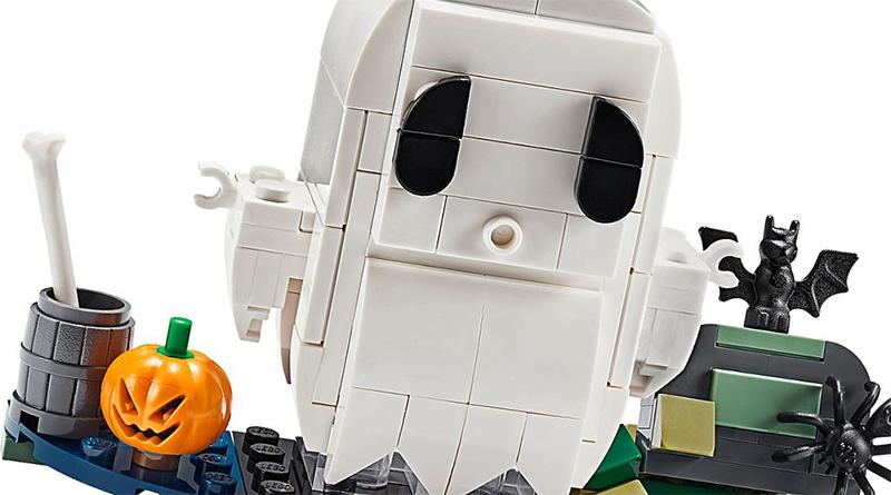 LEGO Brickheadz 40351 Ghost Featured 800 445