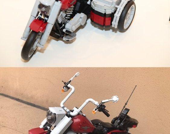 LEGO China Harley Davidson Event 4 563x445
