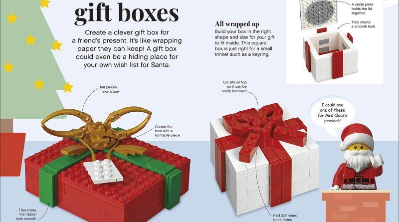 LEGO Christmas Ideas 3 800x445