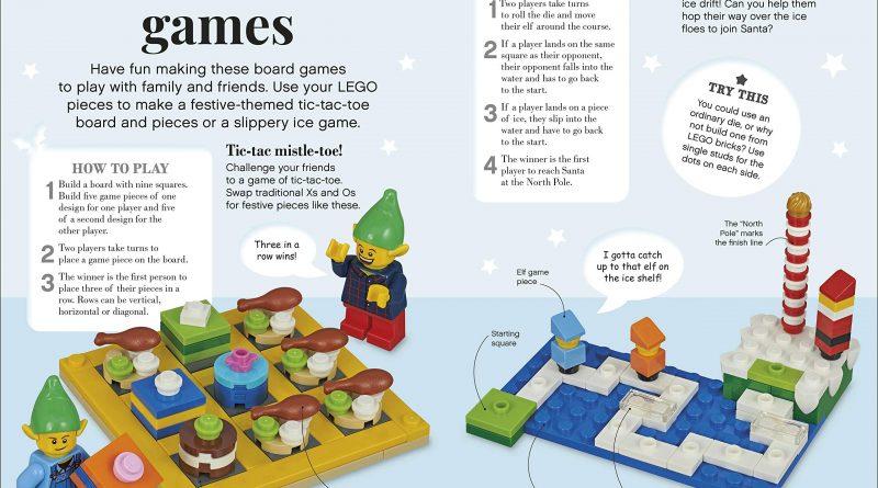 LEGO Christmas Ideas 5 800x445
