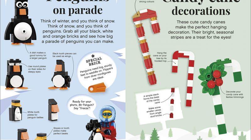 LEGO Christmas Ideas 8 800x445
