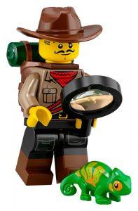 LEGO Collectible Minifigures Series 19 Adventurer 197x300