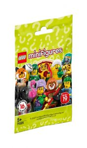 LEGO Collectible Minifigures Series 19 Bag 177x300
