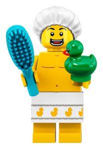 LEGO Collectible Minifigures Series 19 Bath 207x300