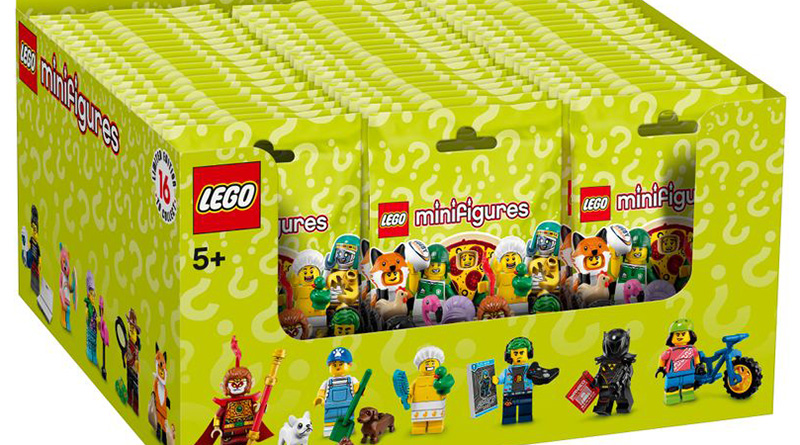 LEGO Collectible Minifigures Series 19 Featured 800 445