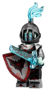 LEGO Collectible Minifigures Series 19 Ghost Knight 156x300