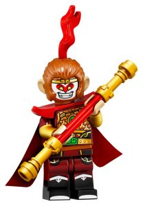 LEGO Collectible Minifigures Series 19 Monkey King 208x300