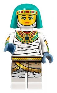 LEGO Collectible Minifigures Series 19 Mummy Pharoah 186x300