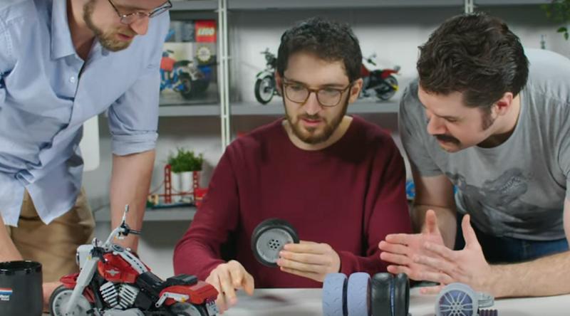 LEGO Creator Expert 10269 Harley Davidson Dat Boy Designers Featured 800 445