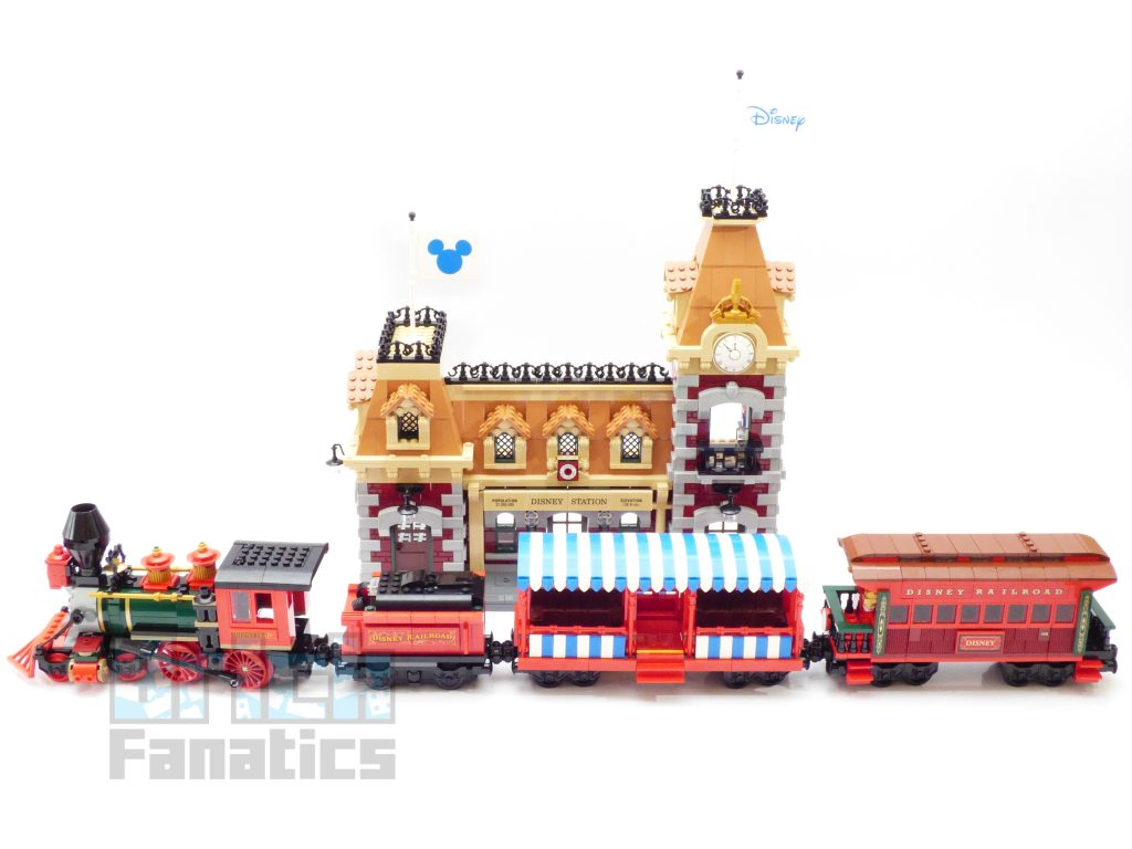 LEGO Disney 71044 Disney Train and Station on wide release