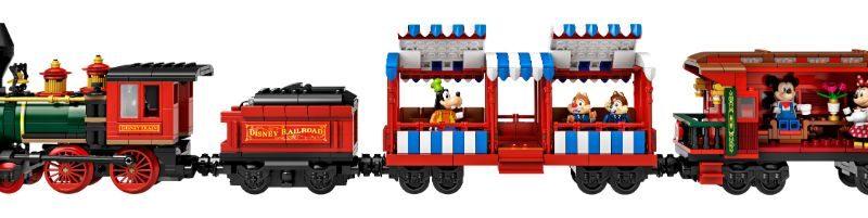 LEGO Disney 71044 Disney Train And Station 10 800x201