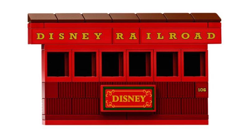 LEGO Disney 71044 Disney Train And Station 11 800x445